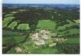 letecký snímek Dobřemilice