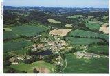 letecký snímek Vlksice